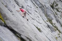 A bold start on Cerro Agero's.