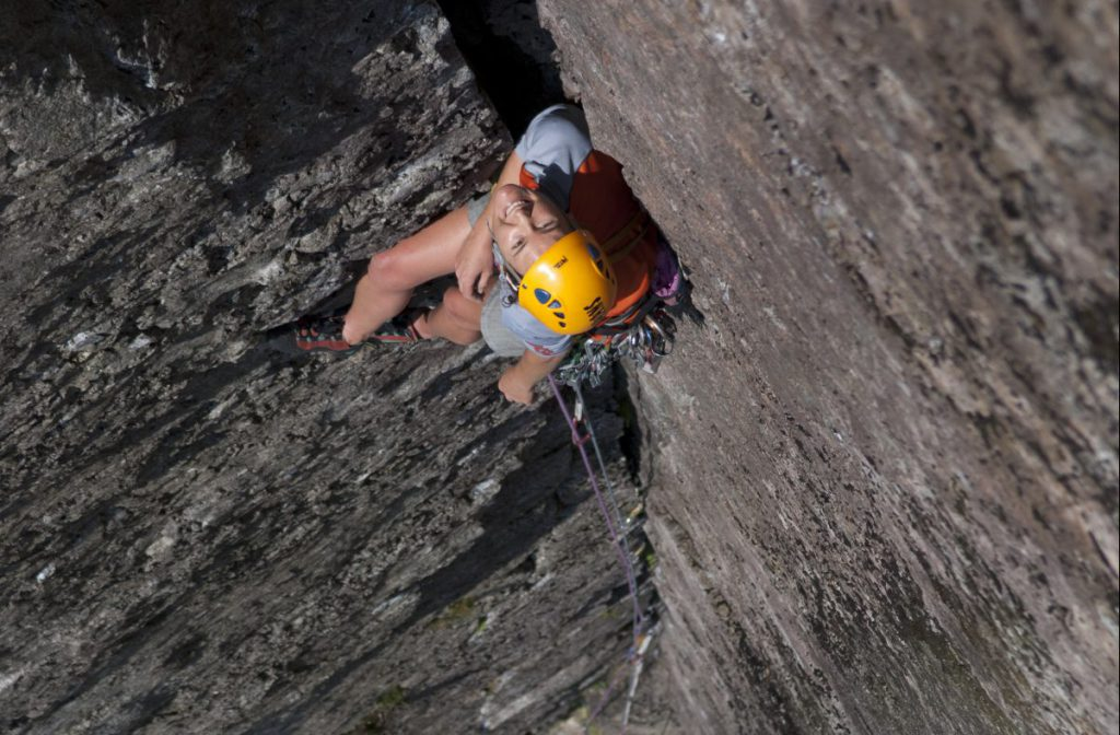 Private Rock Climbing Guiding