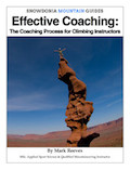 Coaching Process for Climbing Instructors