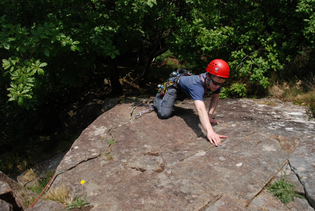 Intro to Rock Climbing – 2 Day