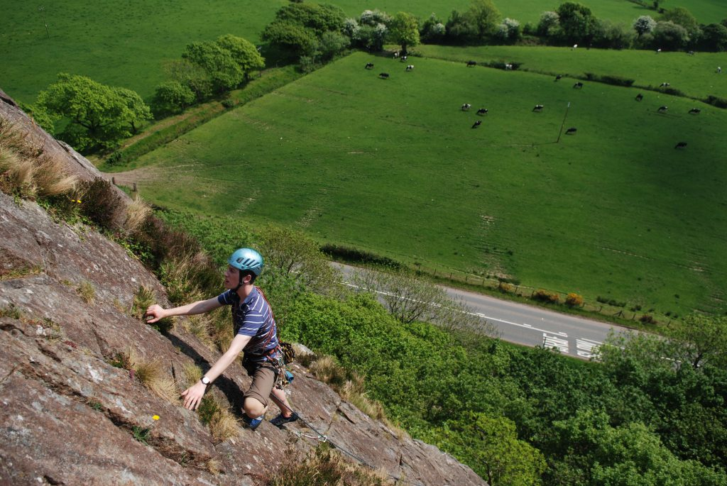 Lead Climb Coaching – 2 day