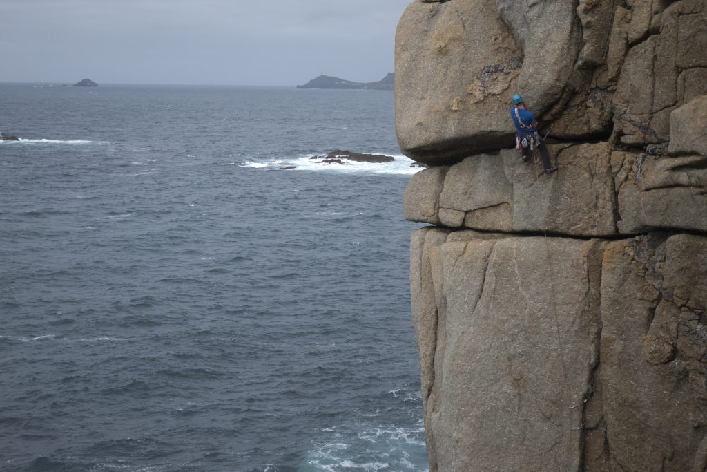 UK Trad Climbing Tour