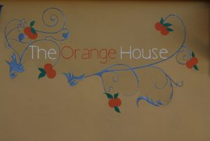 The Orange House one of the accommodations we use in Costa Blanca. We also rent villas and apartments specifically to cater for larger groups.