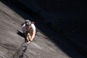 Jesse King on the incredible Looning the Tube during out UK climbing tour.