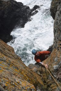 Simon Geering following a classic of the Range, Fisherman's Friend a brilliant Severe.