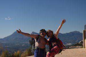Enjoying Costa Blanca