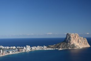 Calpe and Penon D'Ifach