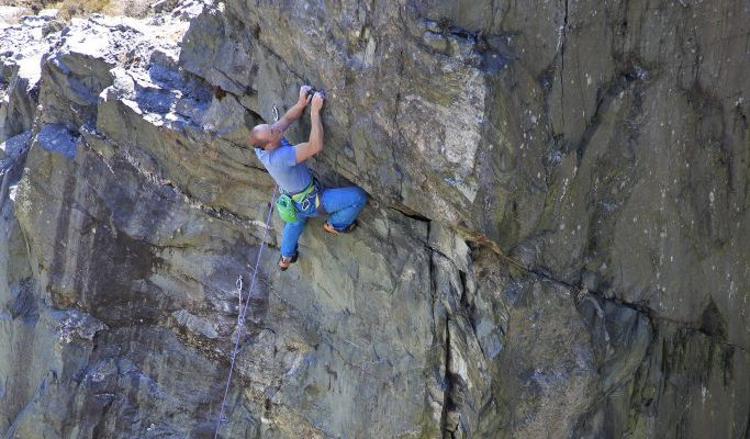 New Routes on Slate