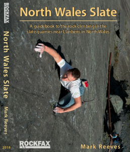 The Slate guide from Rockfax, written by SMG owner Mark Reeves and the Rockfax team.