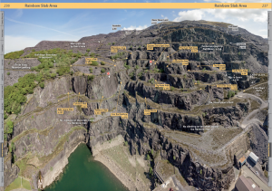 Rainwall Overview from the fourth coming Slate by Rockfax