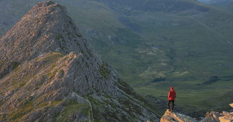 The Latest book from Snowdonia Mountain Guides owner on mountain walks and scrambles in Snowdonia.